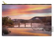 Gasconade River Sunrise Carry-all Pouch
