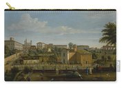 Gaspar Van Wittel  Called Vanvitelli Amersfoort 1652    1736   Rome  A View Of The Church Of Santi M Carry-all Pouch