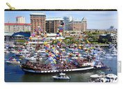 Gasparilla And Harbor Island Florida Carry-all Pouch