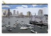 Gasparilla Invasion Work Number 3 Carry-all Pouch