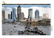Gasparilla Invasion Work Number 6 Carry-all Pouch