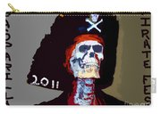 Gasparilla Pirate Fest Poster Carry-all Pouch