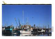 Glassy Harbor Reflection Carry-all Pouch