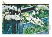 Gate And Blossom Carry-all Pouch