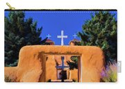 gate of church in Ranchos Carry-all Pouch