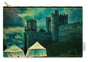 Gate Tower At Warwick Castle Carry-all Pouch