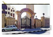 Gates Of Archangel Michael Cathedral Carry-all Pouch