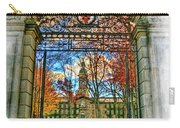 Gates To Knowledge Princeton University Carry-all Pouch