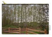 Gates To The Birch Wood Carry-all Pouch