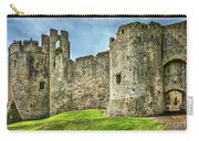 Gateway To Chepstow Castle Carry-all Pouch