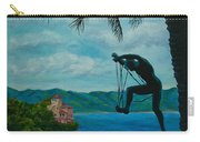 Gateway To Portofino Carry-all Pouch by Charlotte Blanchard