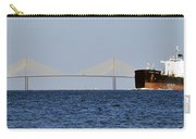 Gateway To Tampa Bay Carry-all Pouch