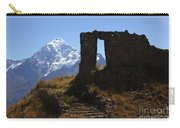 Gateway To The Gods 2 Carry-all Pouch by James Brunker