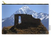 Mt Veronica And Inti Punku Sun Gate Carry-all Pouch
