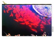 Gather Gold Fish Carry-all Pouch