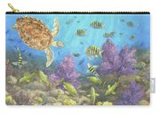 Gathering In The Reef Carry-all Pouch