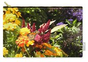 Gathering Nectar  Carry-all Pouch