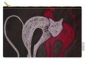 Gato De Rojo Carry-all Pouch