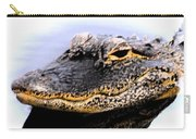 Gator Profile Reflection Carry-all Pouch