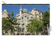 Casa Batillo - Gaudi Designed  - Barcelona Spain Carry-all Pouch