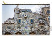 Gaudi Architecture  Carry-all Pouch
