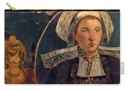 Gaugin: Belle Angele, 1889 Carry-all Pouch