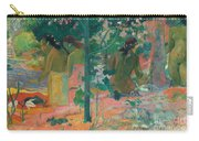 Gauguin,  Bathers, 1898 Carry-all Pouch