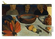 Gauguin: Meal, 1891 Carry-all Pouch
