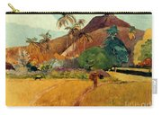 Gauguin: Tahiti, 1891 Carry-all Pouch