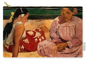 Gauguin: Tahiti Women, 1891 Carry-all Pouch