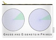 Gauss And Eisenstein Primes Carry-all Pouch