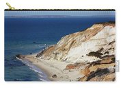 Gay Head Cliffs And Beach Carry-all Pouch