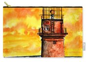 Gay Head Lighthouse Martha's Vineyard Carry-all Pouch