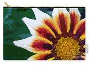 Gazania Flower Design Carry-all Pouch