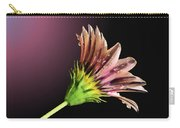 Gazania On Dark Background 2 Carry-all Pouch