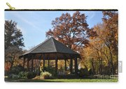Gazebo At North Ridgeville - Autumn Carry-all Pouch