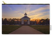 Gazebo At Sunset Carry-all Pouch