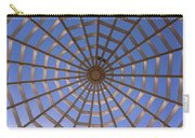 Gazebo Blue Sky Abstract Carry-all Pouch