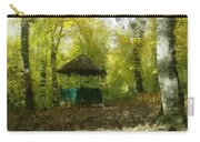 Gazebo In A Park Carry-all Pouch