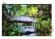 Gazebo In Paradise Carry-all Pouch