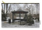Gazebo On Ice Carry-all Pouch