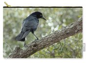 Gazing Grackle Carry-all Pouch