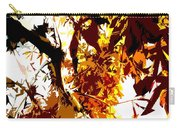 Gazing Into The Autumn Trees Carry-all Pouch by Patrick J Murphy
