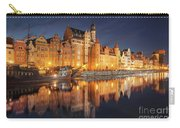 Gdansk By Night Carry-all Pouch