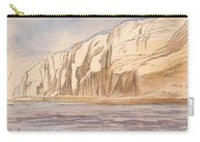 Gebel Abu Fodde By Edward Lear  1867 Carry-all Pouch