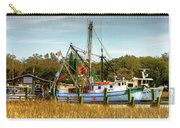 Geechie Seafood Shrimp Boats Carry-all Pouch