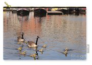 Gees And Goslings 2 Carry-all Pouch
