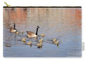 Geese And Goslings 3 Carry-all Pouch