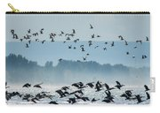 Geese And Gulls Carry-all Pouch