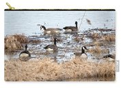 Geese Hangout Carry-all Pouch